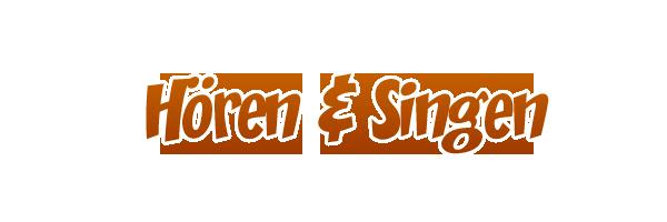 Hören & Singen