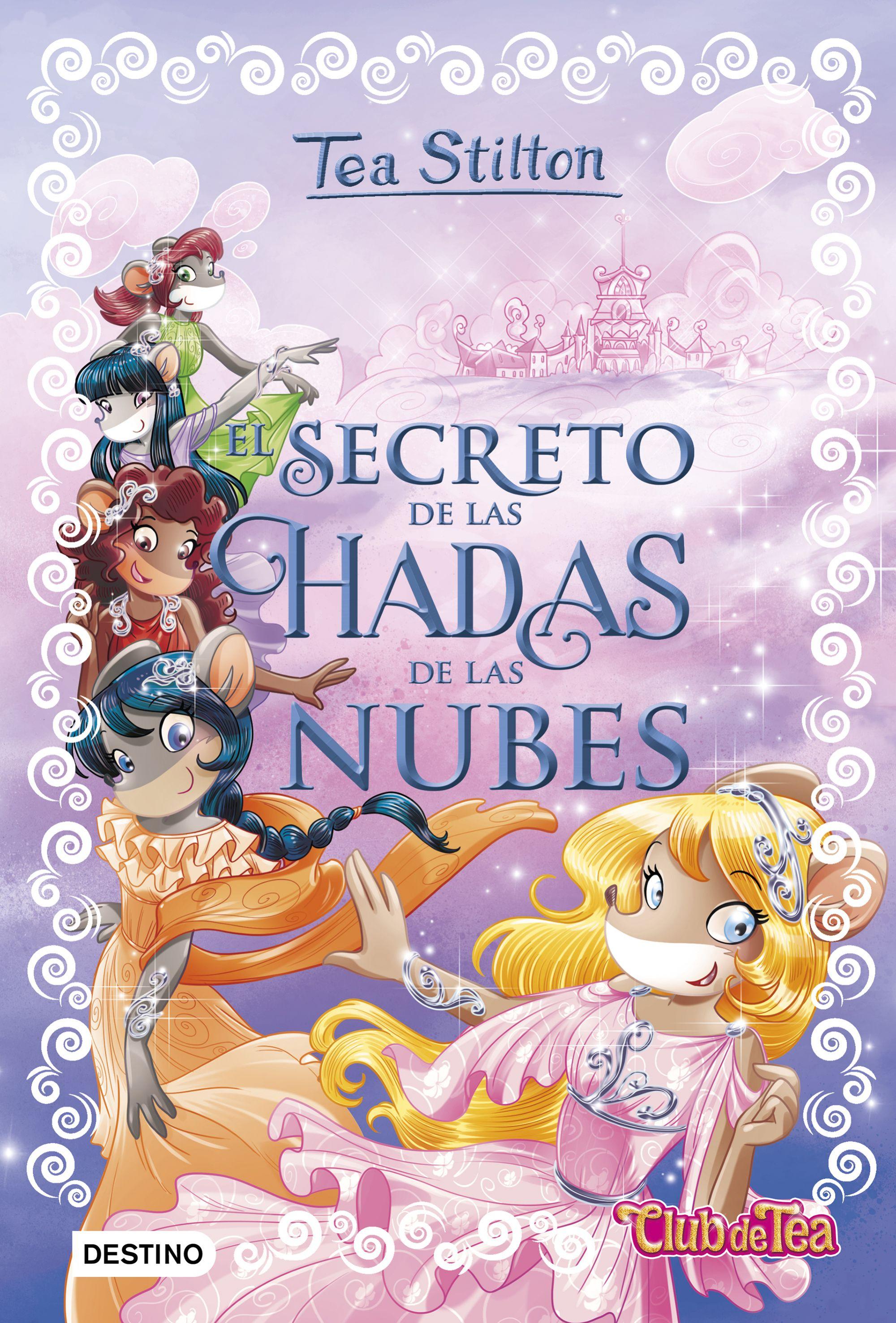 El secreto de las Hadas de las Nubes - Libros especiales