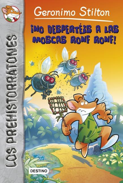 ¡No despertéis a las moscas Ronf Ronf!