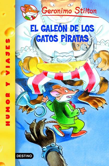 El galeón de los Gatos Piratas