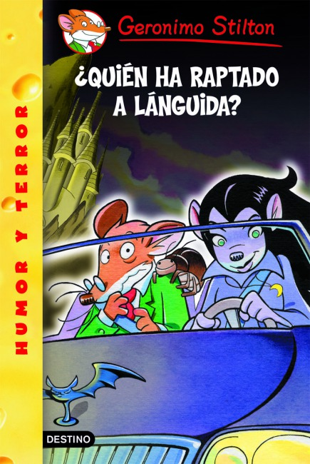 ¿Quién ha raptado a Lánguida?