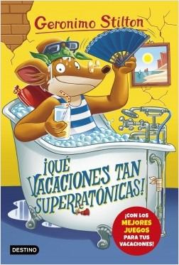 ¡Qué vacaciones tan superratónicas!