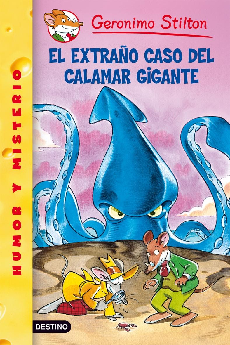Resultado de imagen de el extraño caso del calamar gigante