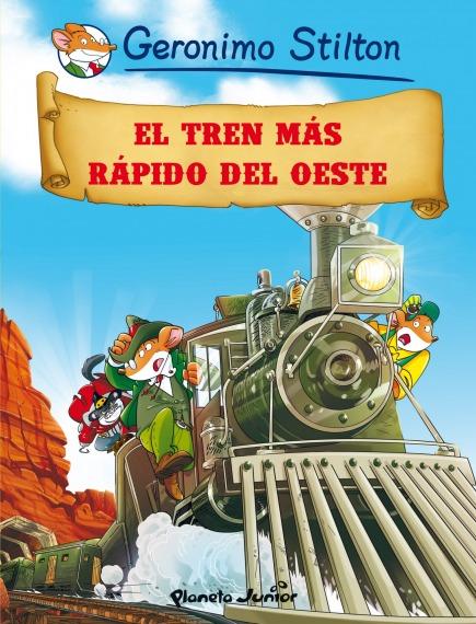 El tren más rápido del oeste