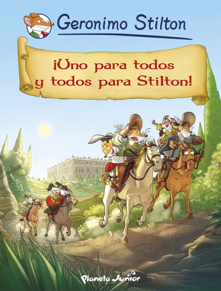 ¡Uno para todos y todos para Stilton!