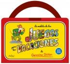 La maleta de los juegos para las vacaciones de Geronimo Stilton