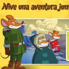 ¡Vive una aventura junto a Geronimo!