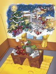 ¡Que tengáis una Nochebuena morrocotuda!