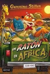 ¡Un ratón en África!