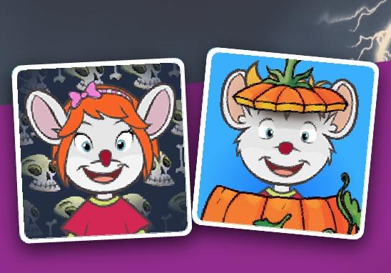 ¡Con los ratoavatares de Halloween lo pasaremos de miedo!
