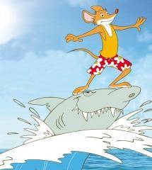 ¡Bienvenida al verano... y a las superratónicas vacaciones!