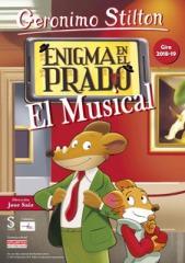 Enigma en el Prado. El Musical