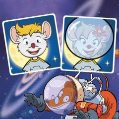 ¡Aventuras superratónicas en el espacio infinito!