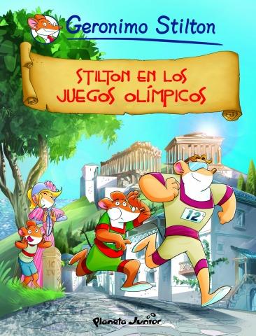 ¡Empiezan los superratónicos Juegos Olímpicos!