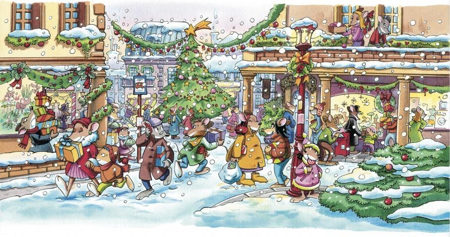 Decora tu ratoavatar de Navidad