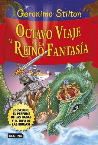 ¿Os apuntáis a viajar conmigo al Reino de la Fantasía?