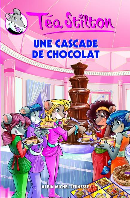 Une cascade de chocolat n° 19
