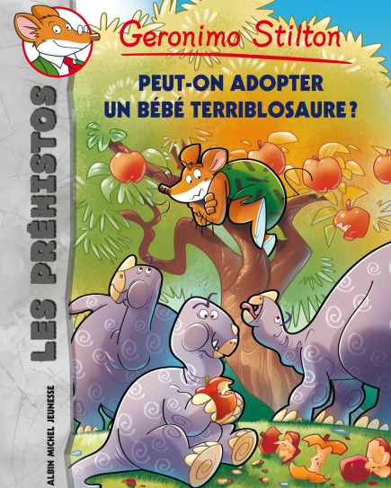 Peut-on adopter un bébé terriblosaure ?