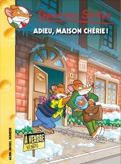 Adieu Maison chérie !, mon nouveau roman disponible en librairie !
