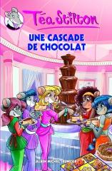 Une cascade de chocolat