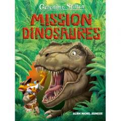 Geronimo au temps des dinosaures !