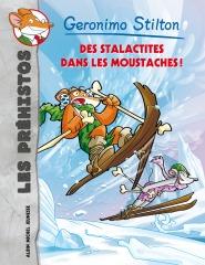 DES STALACTITES DANS LES MOUSTACHES !!