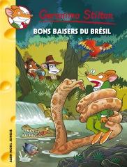 BONS BAISERS DU BRÉSIL !
