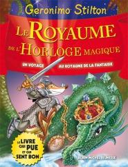 En avant toute pour un nouveau voyage au royaume de la Fantaisie dans LE ROYAUME DE L'HORLOGE MAGIQUE !