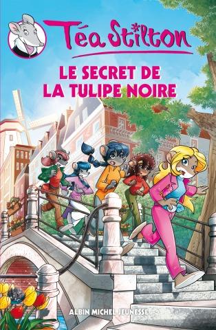 Une fête du livre fantasouristique avec Le secret de la tulipe noire !