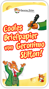 Geronimo-Briefpapier
