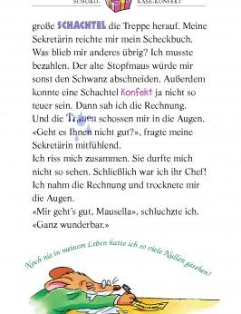 Pfoten weg, Du Käsegesicht! (Band 3)
