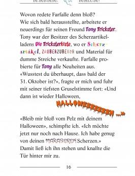Hilfe, es ist Halloween (Band 9)