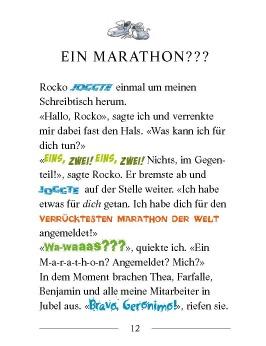 Der verrückteste Marathon der Welt (Band 18)
