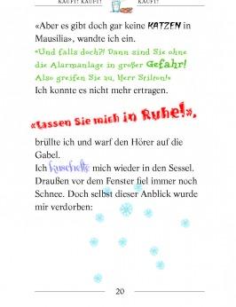Was für ein Weihnachtsfest! (Band 22)