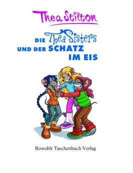 Die Thea Sisters und der Schatz im Eis (Band 7)