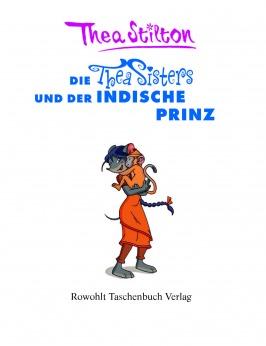 Die Thea Sisters und der indische Prinz (Band 8)
