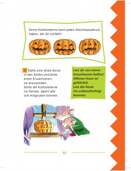 Halloween-Bastelspaß