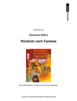 Rückkehr nach Fantasia