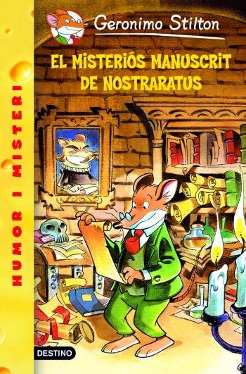 3. El misteriós manuscrit de Nostraratus