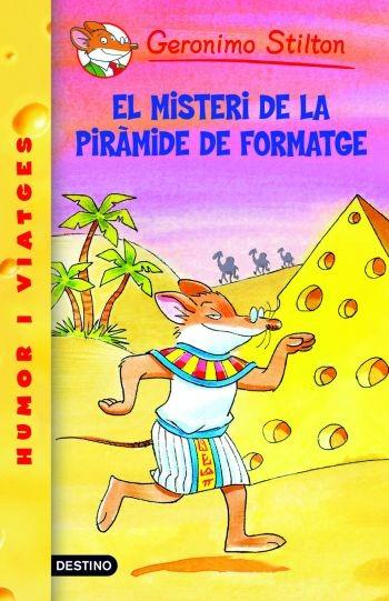 17. El misteri de la piràmide de formatge
