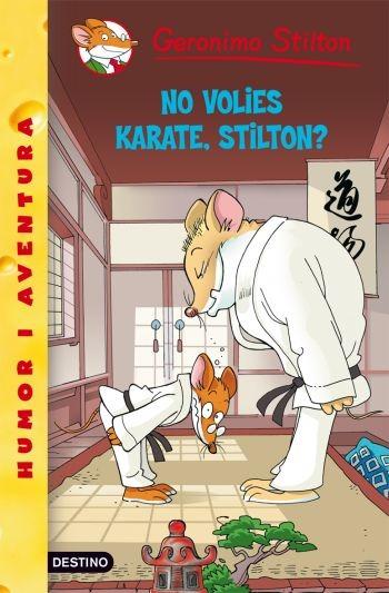 37. No volies karate, Stilton?