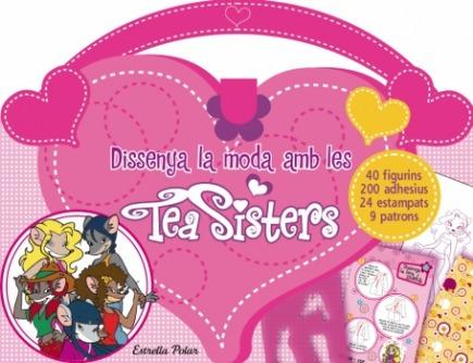 Dissenya la moda amb les Tea Sisters