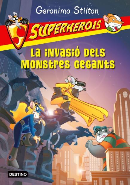 2. La invasió dels monstres gegants