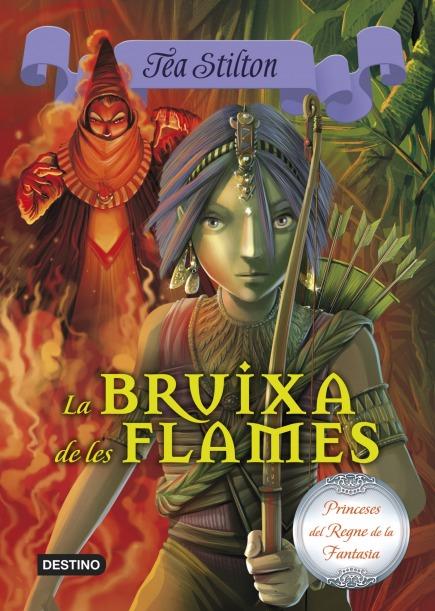 8. La bruixa de les flames