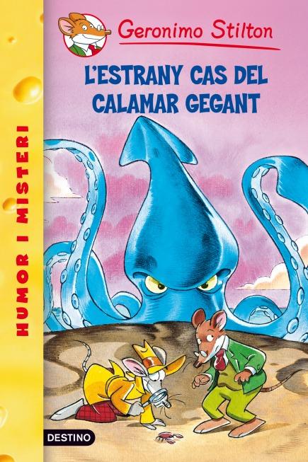 31. L'estrany cas del calamar gegant
