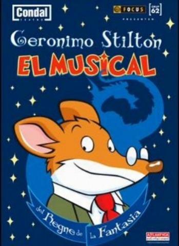 Geronimo Stilton El Musical, premi al Millor Musical Infantil!