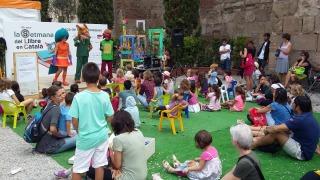 Trobada extraràtica a La Setmana del Llibre en Català