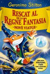 Els amics d'Estrella Polar celebren la publicació de Rescat al Regne de la Fantasia amb un concurs extraràtic!!