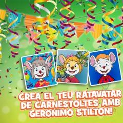 Ja teniu disponibles les ratoicones i els nous ratavatars de Carnestoltes