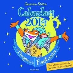 Ja tinc la biblioteca actualitzada! Ja teniu el Calendari Stilton?
